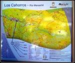 Ruta de senderismo Monachil (Los Cahorros)