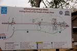 Circuito de visita en Preah Vihear Camboya