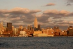 Skyline de Manhattan desde New Jersey