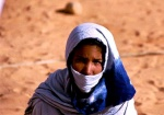 Mujer mauritana