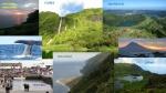 Por las diferentes islas de Azores: Terceira, San Jorge,Faial,Flores,San Miguel