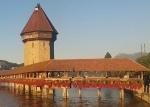 LUCERNA, Kapellbrücke