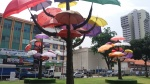 SMALK Park, LITTLE INDIA, SINGAPUR