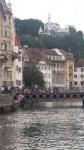 Lucerna, rio Reuss y Monte Guetsch