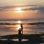 Atardece frente a Bali, GILI TRAWANGAN