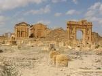 Sitio Arqueológico de Sbeïtla - Túnez