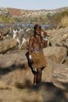 NAMIBIA en camión