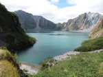 Crater del Volcan Pinatubo
