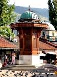 Sarajevo resurge de sus cenizas.