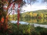 El río Becva, en Moravia