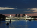 Londres: Albert Bridge