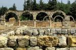 Anjar (عنجر): Ruinas Omeyas