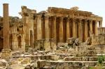 Baalbek: Templo de Júpiter (siglo II d.d.C.)