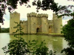 Castillo de Bodiam, Sussex