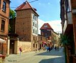 Toruń. Male Garbary