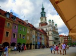 Main square of Poznan