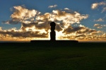 Ahu Tahai. Rapa Nui, Isla de Pascua.
