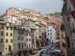 Soleadas navidades en Liguria y Toscana