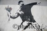 Grafiti en Belen