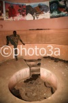 templo de las pitones en Ouidah