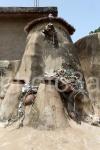 fetish shrine in Bolgatanga