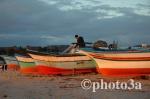 Pescadores en Hammamet