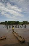 Boat in Oromo River