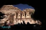 Resting at Petra