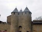 Carcasona - Castillo condal
