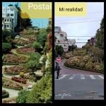 Postal VS Realidad