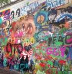Muro de John Lennon en 2018