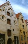 Casas hermanas de Tallin
