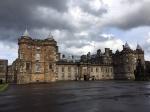Una breve y lluviosa estancia en la capital de Escocia en mayo de 2017
