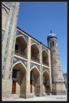 Detalle Madrasa Kukeldash en Tashkent