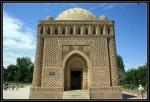 Mausoleo Samánida, Bukhara.