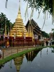 FIN DE AÑO EN EL NORTE DE TAILANDIA