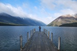 Nelson Lakes, isla sur de Nueva Zelanda