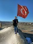 Keira en Turquía