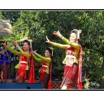 Bailes regionales de Tailandia