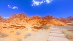 Valley of Fire - Parques Nacionales de Costa Oeste