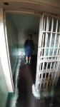 Celda en alcatraz