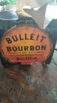 bulleit bourbon + cola
