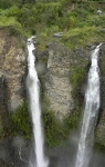Ruta de las cascadas en Baños de Agua Santa
