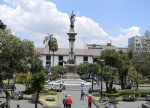 Plaza Independencia o Grande de Quito