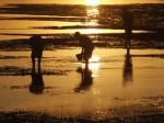 Puesta de sol en Gili Air