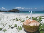 Playa Tanjing Ann. Kuta Lombok