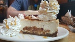 Postre del Cheesecake Factory