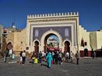 Fez desde Rabat en tren