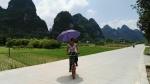 Pedaleando por Yangshuo