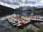 Lago di Misurina...idílico